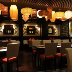 Roemah Rempah:  Restoran by FerryGunawanDesigns