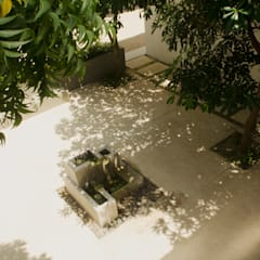 CASA 74: Jardines de estilo  por RCRD Studio