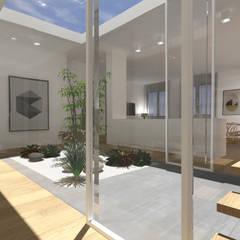 Conservatory by roberto sarda architetto