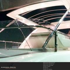Durante a Obra: Iates e jatos  por Levolú Interiores e Arquitetura