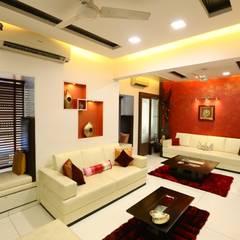 Living room by Aesthetica, Modern