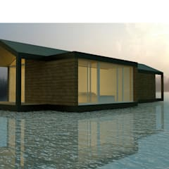 Modulo casa: Case in stile  di Softarchitecture