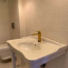 MİMPERA – Ortak Banyo Detay: klasik tarz tarz Banyo