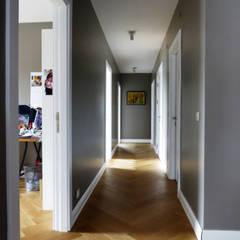 MİMPERA – Koridor:  tarz Koridor ve Hol