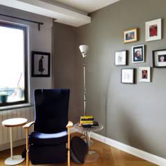 MİMPERA – Hobi Odası: iskandinav tarz tarz Oturma Odası