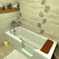 MİMPERA – Ortak Banyo:  tarz Banyo