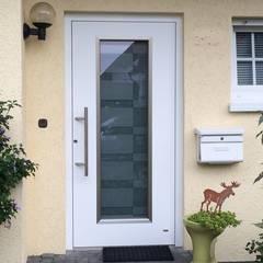 Aluminium Glashaustür:  Fenster von Mester Fenster-Rollladen-Markisen