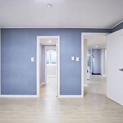 기본에 충실한 BASIC HOUSE: 제이앤예림design의  방