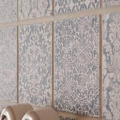 花磚的秘密:  牆面 by 趙玲室內設計