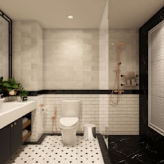 Bathroom by 22Augustudio