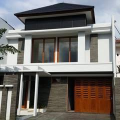 منازل تنفيذ Jasa Arsitek Jakarta