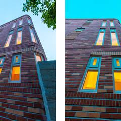 신길동 주택: 더 이레츠 건축가 그룹의  주택