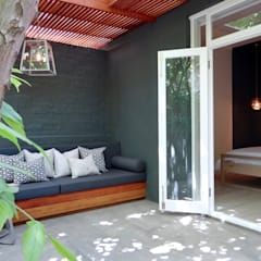 Private patio:  Hotels by Turquoise