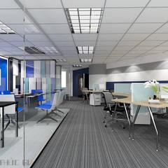 văn phòng Saigon Trade Center, 37 Tôn Đức Thắng ,QUẬN 1:  Phòng học/Văn phòng by Kiến Phúc Gia