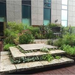 Garden by 가든디자인 뜰(garden design 뜰)