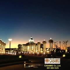 :  สวน โดย CASAMIO Co.,Ltd.,