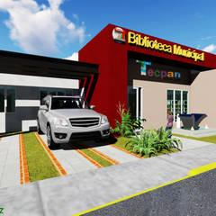 مدارس تنفيذ Construcciones y diseños Brihjha