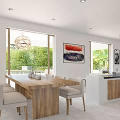 Villa Fusion Kitchen:  Kitchen by Villa Fusion
