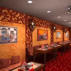 Saakhi Night Club:  Bars & clubs by Gurooji Design