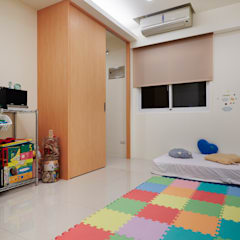 غرفة الاطفال تنفيذ 弘悅國際室內裝修有限公司