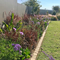 Country Garden gone green:  Garden by Acton Gardens,