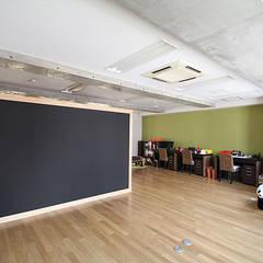 https://www.ogino-a.com/officedesign: 株式会社小木野貴光アトリエ 級建築士事務所が手掛けたオフィスビルです。