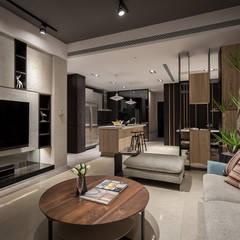 Living room by Heng Yueh 恆岳設計