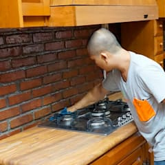 Jasa bersih rumah:  Dapur by SapuBersih.id