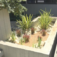 Création Jardin: Jardin de style  par Jacques Begot