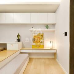 오더프리마2: 코원하우스의  침실