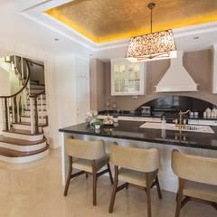 HD  – Beylerbeyi Villa:  tarz Mutfak