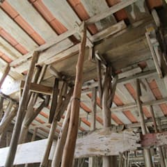 VIVIENDA UNIFAMILIAR - CHICLAYO: Oficinas y Tiendas de estilo  por CN y Arquitectos