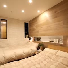 S3-Renovation: SPACE ORCHESTRA(スペースオーケストラ)が手掛けた寝室です。