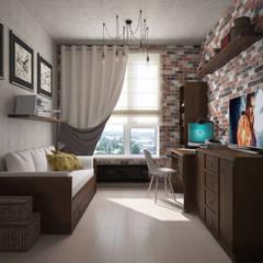 Эко-стиль в новой квартире: Детские комнаты в . Автор – Инна Азорская