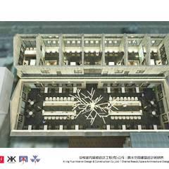 句點公益商店 :  展覽中心 by 京悅室內裝修設計工程(有)公司|真水空間建築設計居研所