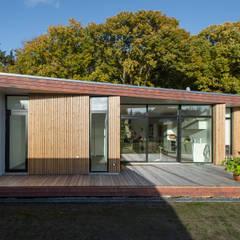 : skandinavische Häuser von C.F. Møller Architects
