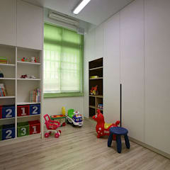 اتاق کودک by 夏川空間設計工作室