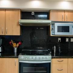 Einbauküche von Arq. Beatriz Gómez G.