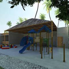 playground: Hotéis  por SAULO BARROS arquitetos