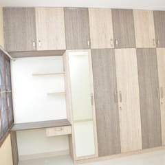 Buy Cupboard Online: asian Bedroom by Scale Inch Pvt. Ltd.