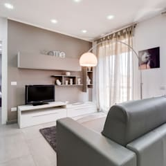 Living room by Luca Tranquilli - Fotografo