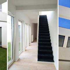 CSLT95+: Maisons de style de style Industriel par phdvarvhitecture