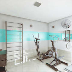 Gym by OMA Arquitetura