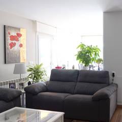 Moderne Wohnzimmer von Casas Cube Modern