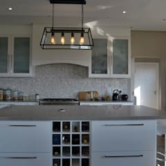 Project : The Howards:  Kitchen by Capital Kitchens cc