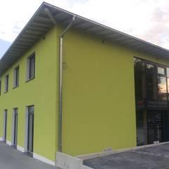 Bürogebäude:  Häuser von Architekturbüro Sascha Malz
