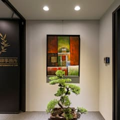 映入:  辦公室&店面 by 耀昀創意設計有限公司/Alfonso Ideas
