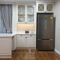 مطبخ تنفيذ เหนือ ดีไซน์ สตูดิโอ (North Design Studio)