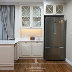 آشپزخانه by เหนือ ดีไซน์ สตูดิโอ (North Design Studio)