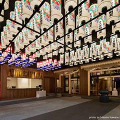 Kantoorgebouwen door 藤村デザインスタジオ / FUJIMURA DESIGIN STUDIO